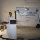 Civic Education Workshop - Khanewal