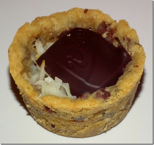Coconut Cookie Cups