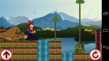 Screenshot of Bull Chase