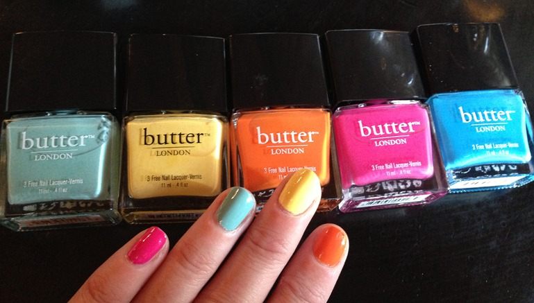 Butter London Pop Art