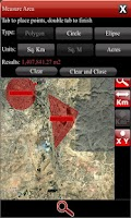 Screenshot of Egypt Map