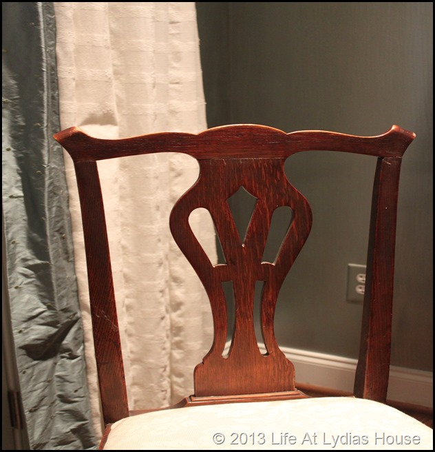 oak chair 12