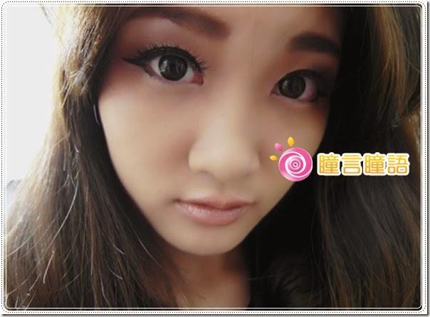 雅菁分享-宛如精靈的森林系女孩-Mari-Gold星晨咖天使灰2