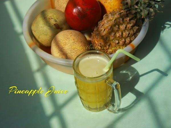 Pineapple Jucie
