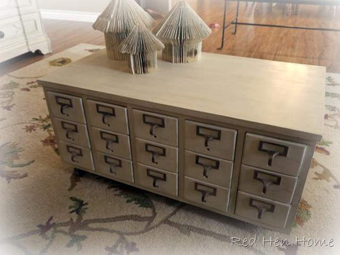 card catalog coffee table 001