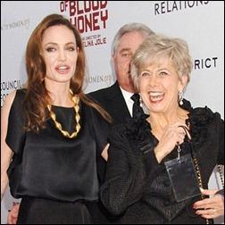 Angelina Jolie e Jane Pitt (foto: diariodigital.sapo.pt)