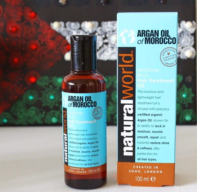 natural world argan oil of morocco