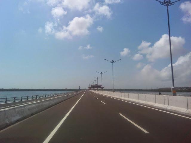 Bali Mandara Toll Bridge