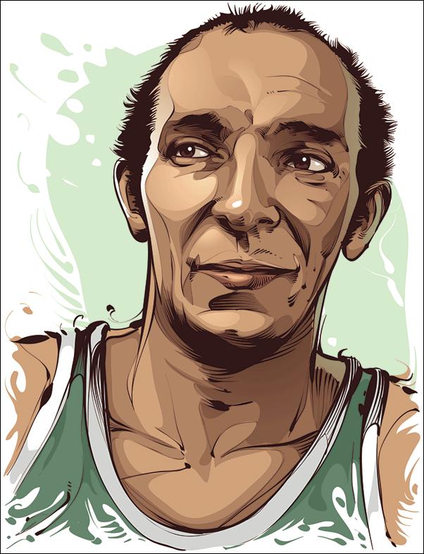 Ubiratan Maciel - Joueur de basket, champion olympique à Tokyo (64)