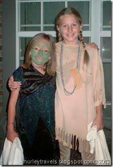 Halloween C and Nicole