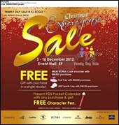 Bonia Group Christmas Sale Branded Shopping Save Money EverydayOnSales