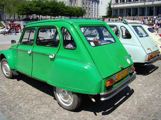 Citroën Dyane 1976