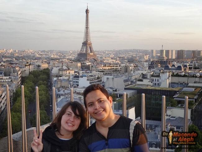 Visitar Arco del Triunfo Paris 11