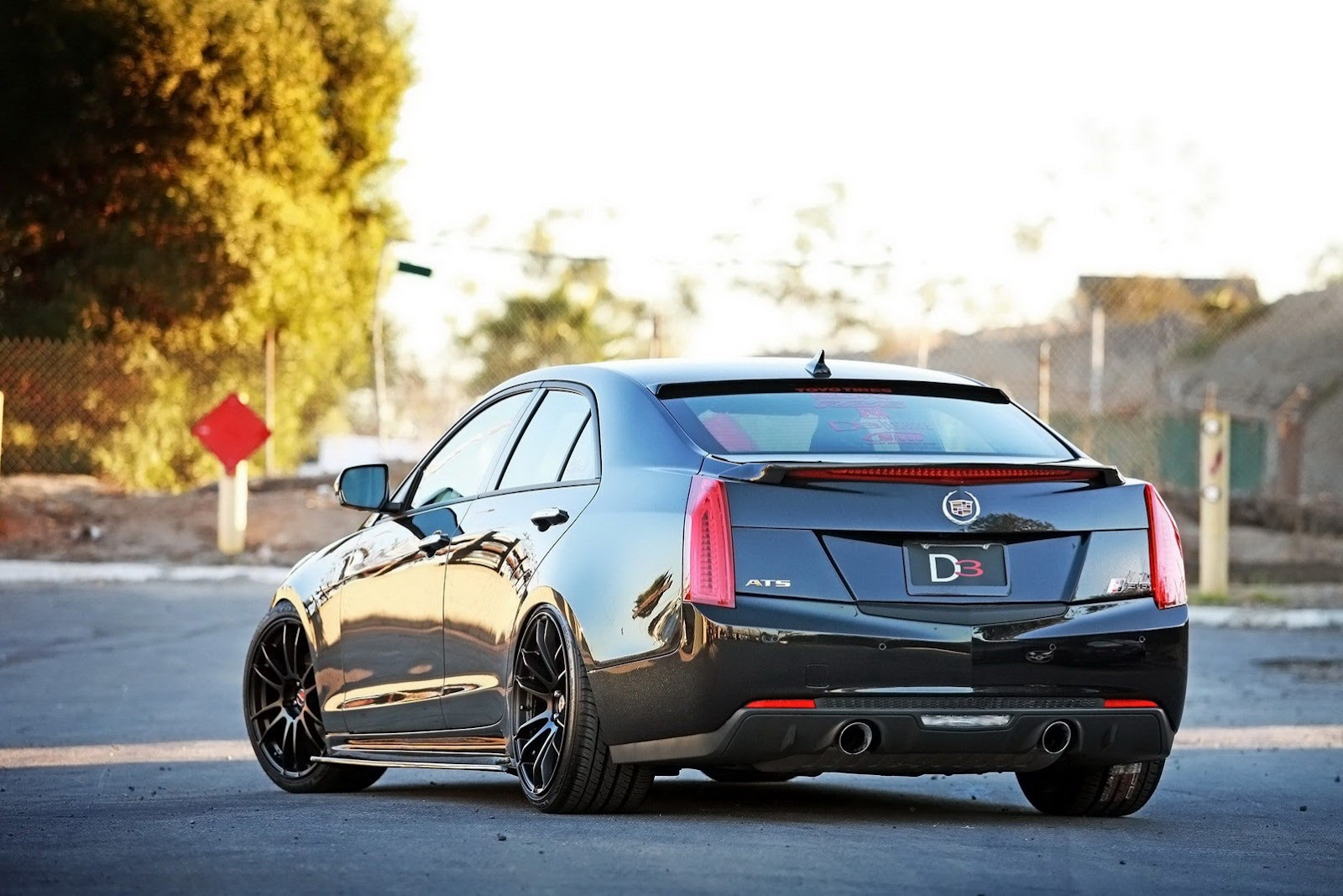 Cadillac ATS modifications