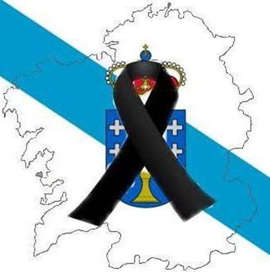 Galicia de luto