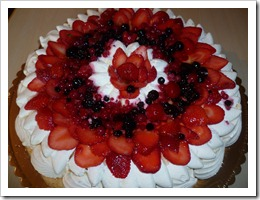 torta compleanno laura