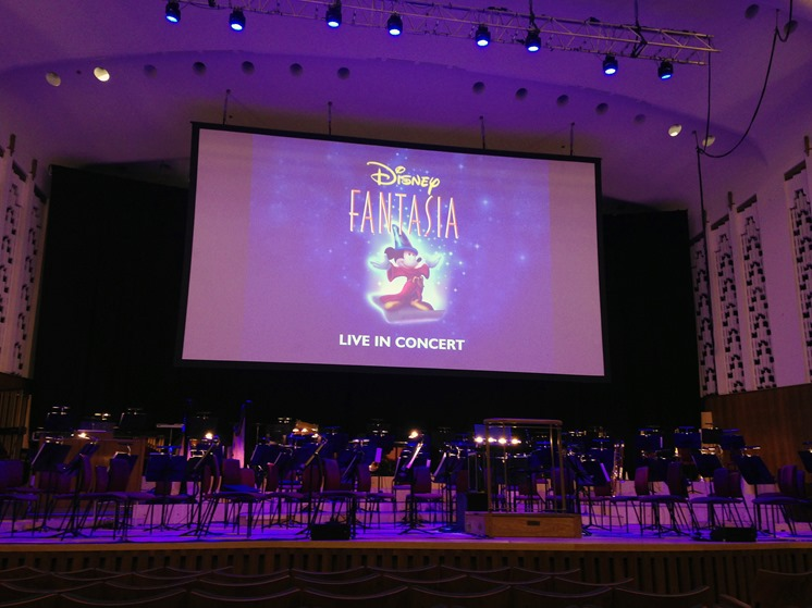 Disney's Fantasia by the Royal Liverpool Philharmonic Orchestra