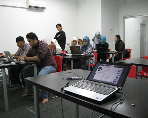 Bandar Baru Bangi Android Developers 1st Meetup
