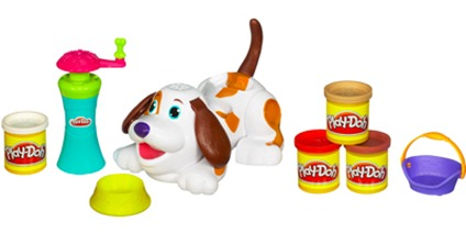 play doh puppy set