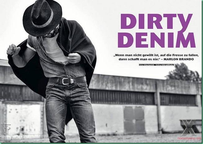 Michael Gstoettner for L'Officiel Hommes – Summer 2013