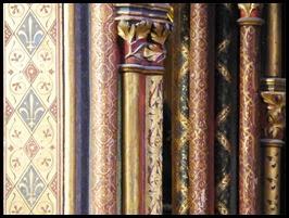 Ste Chapelle columns