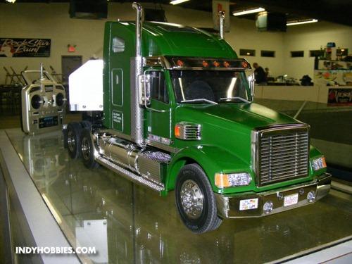Camiones rc Tamiya KnightHauler