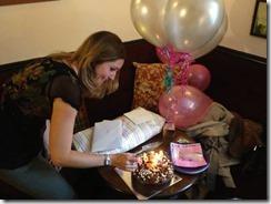 meg and cake