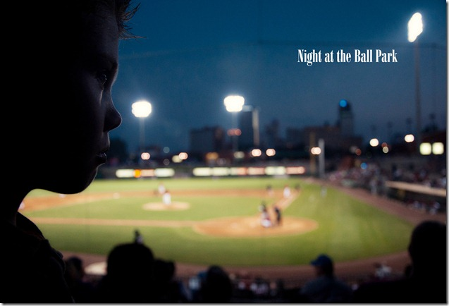 Night at the Ball Park