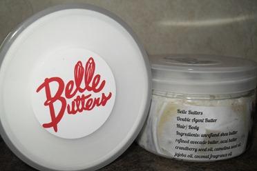 belle butter