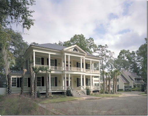 Exterior Approach Of Spring Lsland SC