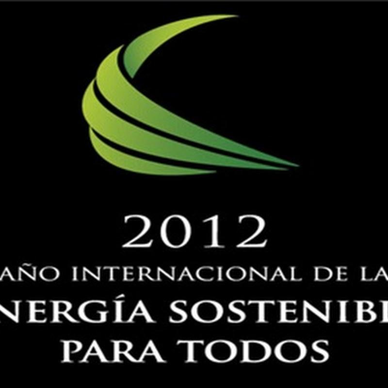 2012 Año Internacional de Energía Sostenible para todos