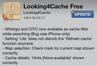 Looking4Cache Free 1.0.1