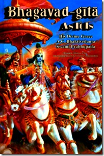 Bhagavad-gita, As It Is