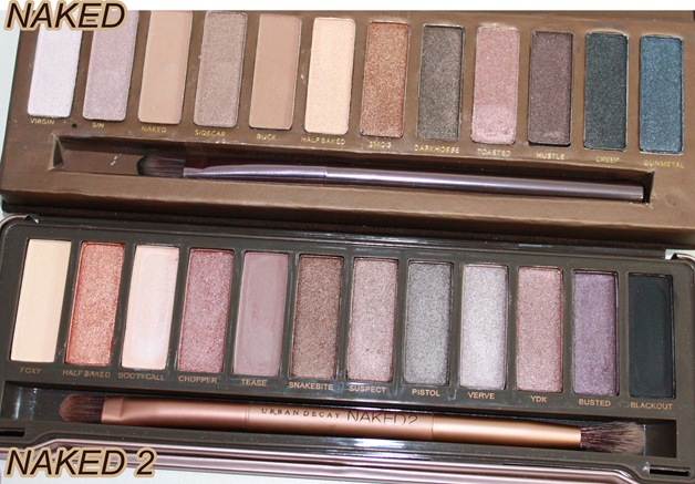 NAKED NAKED 2 REPLICAS