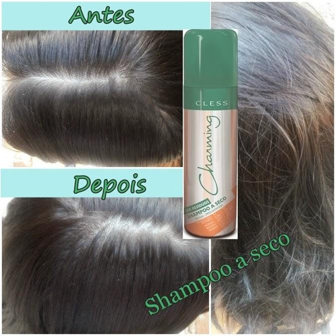 Shampoo a Seco Cless