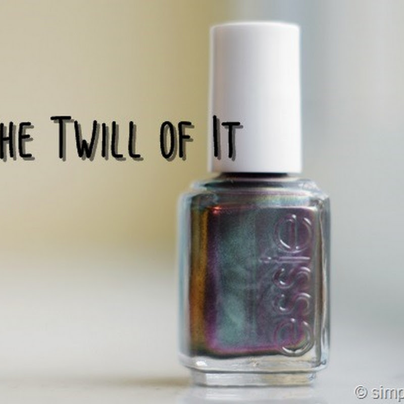 [Review] Essie–for the Twill of it