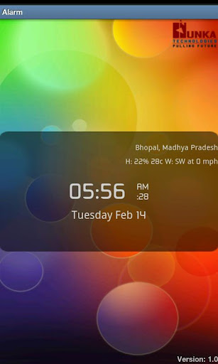 Custom Alarm Clock