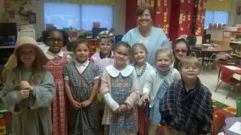 100th Day of School 2015 Their 100th Day of School