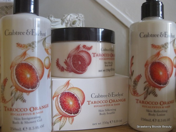 Crabtree&Evelyn-Tarocco-Orange-Body-Souffle-lotion-shower-gel-review