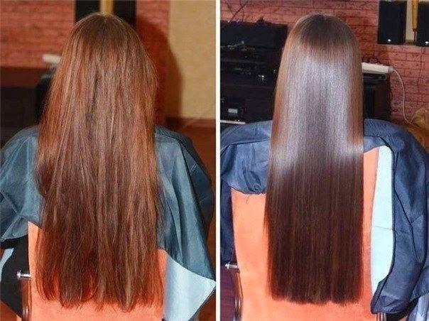 Tratamento cabelo ressecado