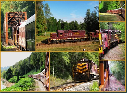 photo train collage2