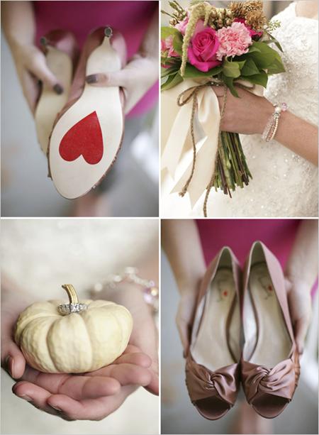 Semplicemente Perfetto Fall Wedding Idea 2