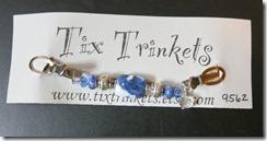 Tix Trinkets Shawl Clip