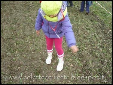 I bambini delle classi 1° della Scuola Primaria di Padulle piantano il grano! (15)