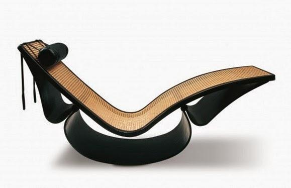 Sedia disegnata da Oscar Niemeyer