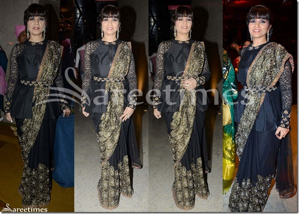 Neeta_Lulla_Black_Saree