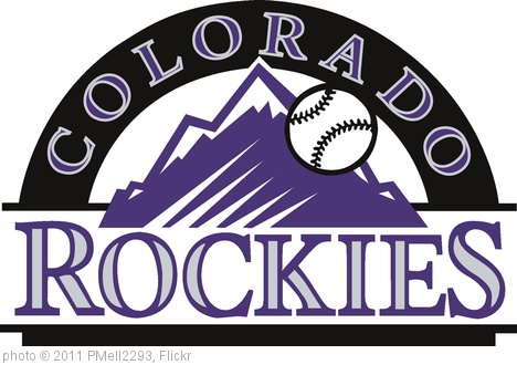 'Colorado Rockies: Primary Logo 2.0' photo (c) 2011, PMell2293 - license: http://creativecommons.org/licenses/by/2.0/