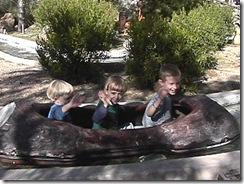 11.00 - Boys in Canoe