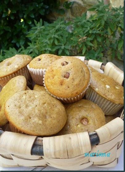 muffins de avellanas a la canela9 copia