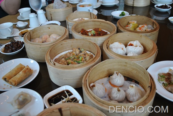 Xin Tian Di Restaurant Dim Sum Buffet unlimited 47